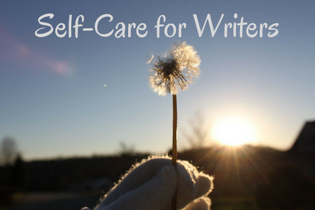 Dec. 4 Event: Self-Care for Writers