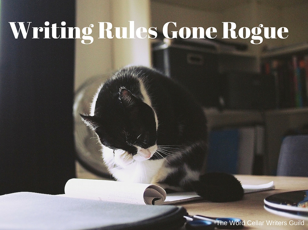 Writing Rules Gone Rogue (cat)