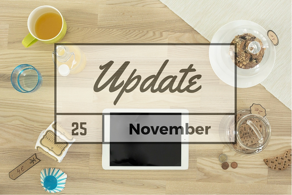 November Update (11/25/15)