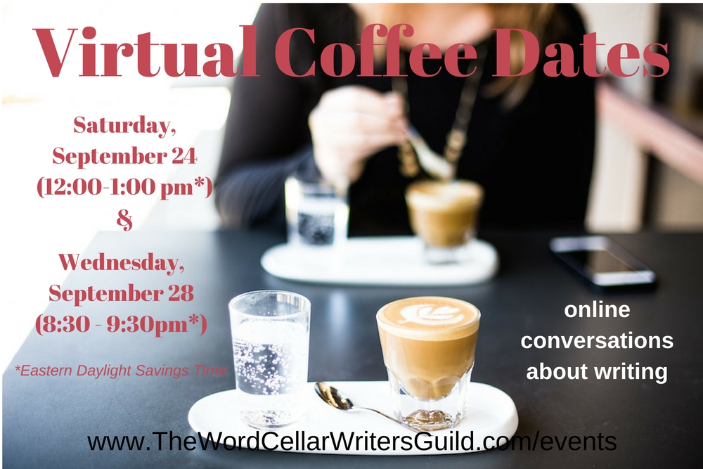 September Events: Virtual Coffee Dates (Sept. 24 & 28)