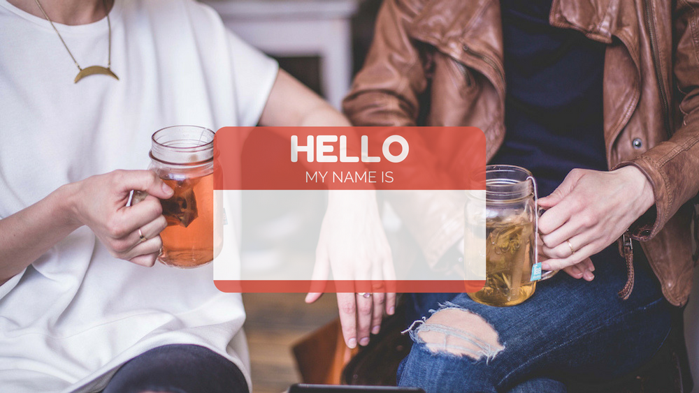 Getting to Know You (member introductions)